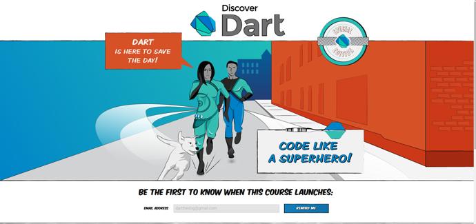 Discover Dart! Course - Code School - Code School Forum